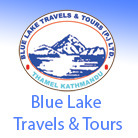 Blue Lake Travels and Tours