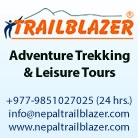 Trailblazer Adventure Trekking and Leisure Tours